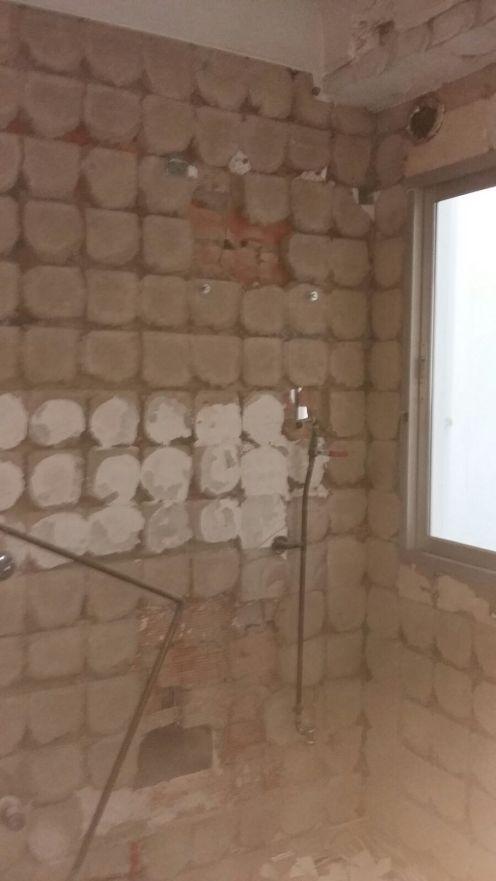 Kitchen wall...